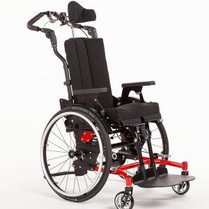 Wózek manualny specjalny Swingbo Vti XL 01