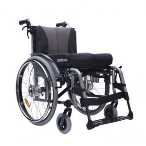 Wózek manualny aktywny Motus
