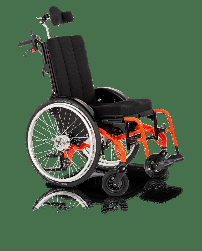 Wózek manualny specjalny Sherpa