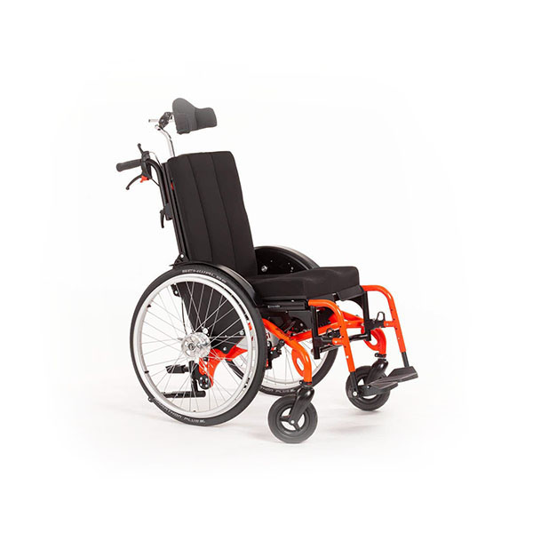 Wózek inwalidzki Start M4 XXL