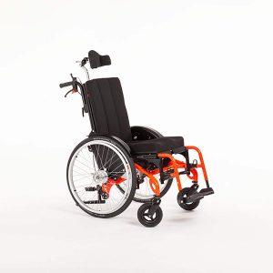 Specjalny wózek inwalidzki dla dzieci sherpa